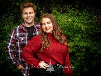 Cassidy & Garrett {Seniors 2020}