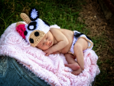 Miss Kennedy {Newborn}