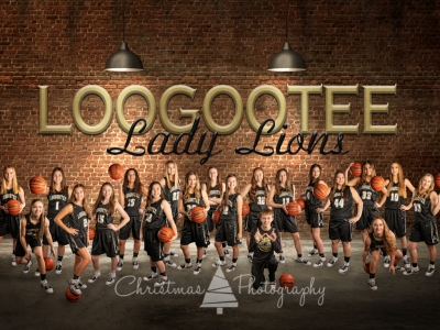 LHS Girls' Basketball {2019-20}